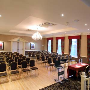 Sandown Suite - Theatre Style