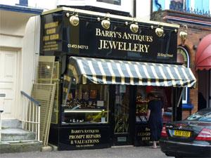 Barry's Antiques Jewellery