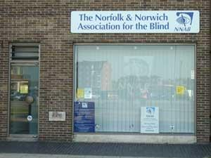 Norwich & Norfolk Association for the Blind