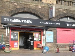 Royalty Newsagents