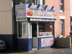 London Best Kebab & Pizza