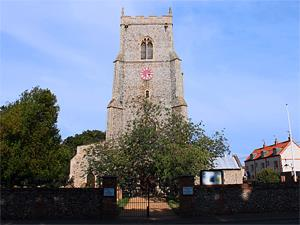 St Mary's Church, Brancaster