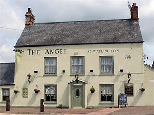 The Angel Pub & Restaurant