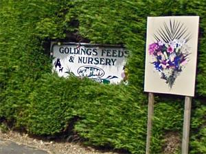 Goldings Feeds and Nursery