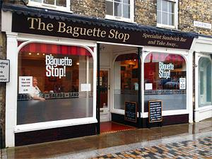 The friendly Baguette Stop