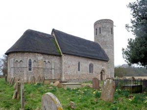 St Margaret's church, exterior