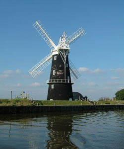 Berney Arms Drainage Mill