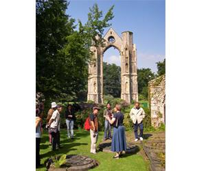 Guided Tours of Walsingham