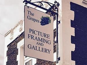 Grapes Picture Framing and Gallery