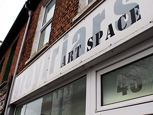 A leading modern art gallery of West Norfolk