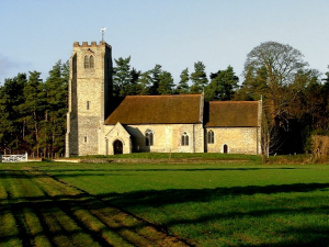 All Saints exterior