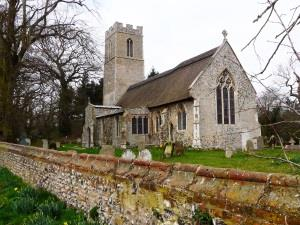 St Michael's Church, Irstead