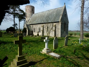 St Mary's Church, Fishley