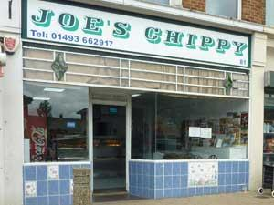 Joe's Chippy