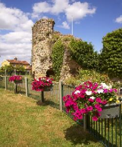 Bungay Castle Visitors Centre