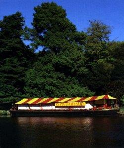 The Puppet Theatre Barge