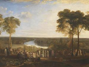 J.M.W Turner, England: Richmond Hill