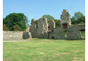 Grace Dieu Priory ruins