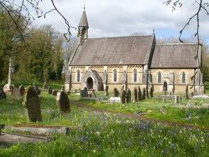 St Teilo's Church Merthyr Mawr