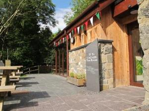 Ty Cadair tea room and visitor centre