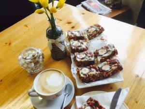 Coffee and Cake at Usk Museum Cafe