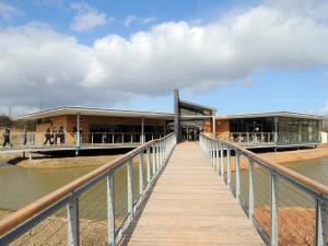 RSPB Newport Wetlands Visitor Centre
