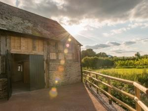 The Croft Barn at White Castle Vineyard