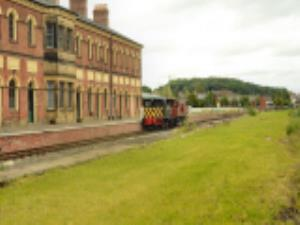 Cambrian Heritage Railways at Oswestry