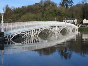 Chepstow Bridge
