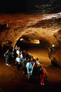 Clearwell Caves - Ancient Iron Mines