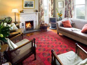 Rowling House sitting room