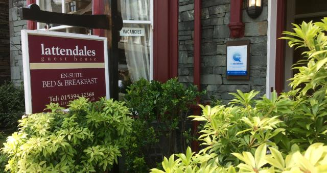 Lattendales in Ambleside