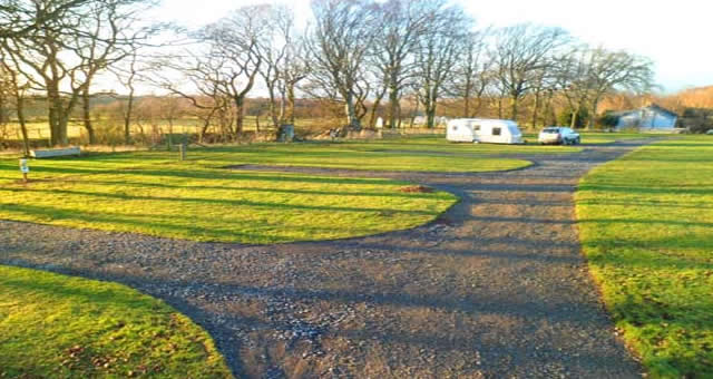 Wallace Lane Farm Campsite