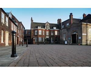The Bank House Forecourt