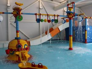 Indoor Splash Pool