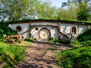 Pod Hollow: Our very own Hobbit House
