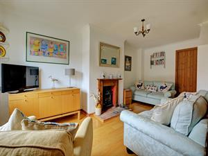 Sitting Room with comfortable seating