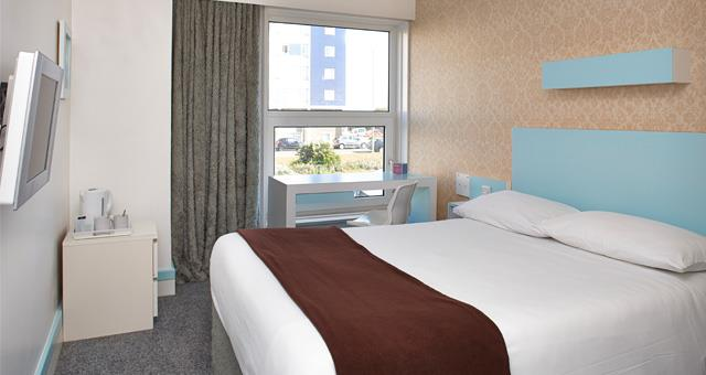 Double Bedroom at Citrus Hotel, Eastbourne