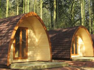Woodside Camping POds