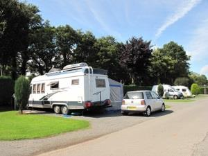 Poston Mill Park - Motorhome