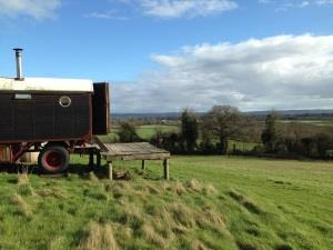 Herefordshire Hideaways - Wagon 1