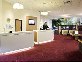 Reception - Novotel Coventry