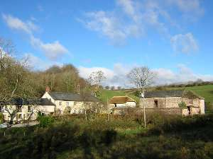 Anstey Mills Cottages