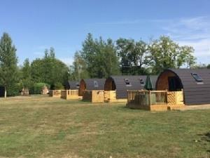 Atherstone Stables Glamping Pods