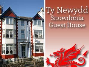 Ty Newydd Guest House