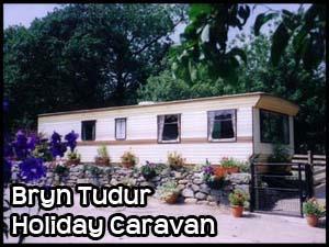 Bryn Tudur Holiday Caravan