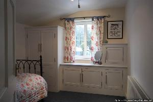 Single bedrooms are spacious