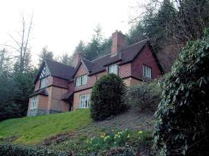 Gregynog Garden Cottage Selfcatering,