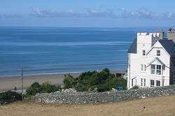 Talarfor Self Catering with sea views