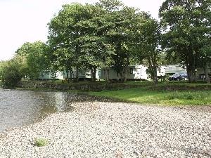 Irfon River Caravan Park